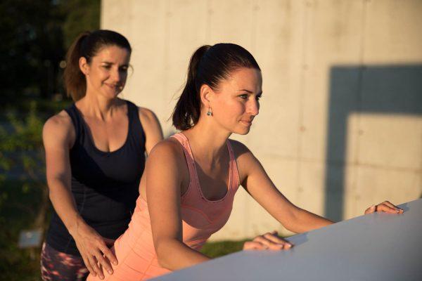 individueller Trainingsplan - persönliche Betreuung - Personal Training
