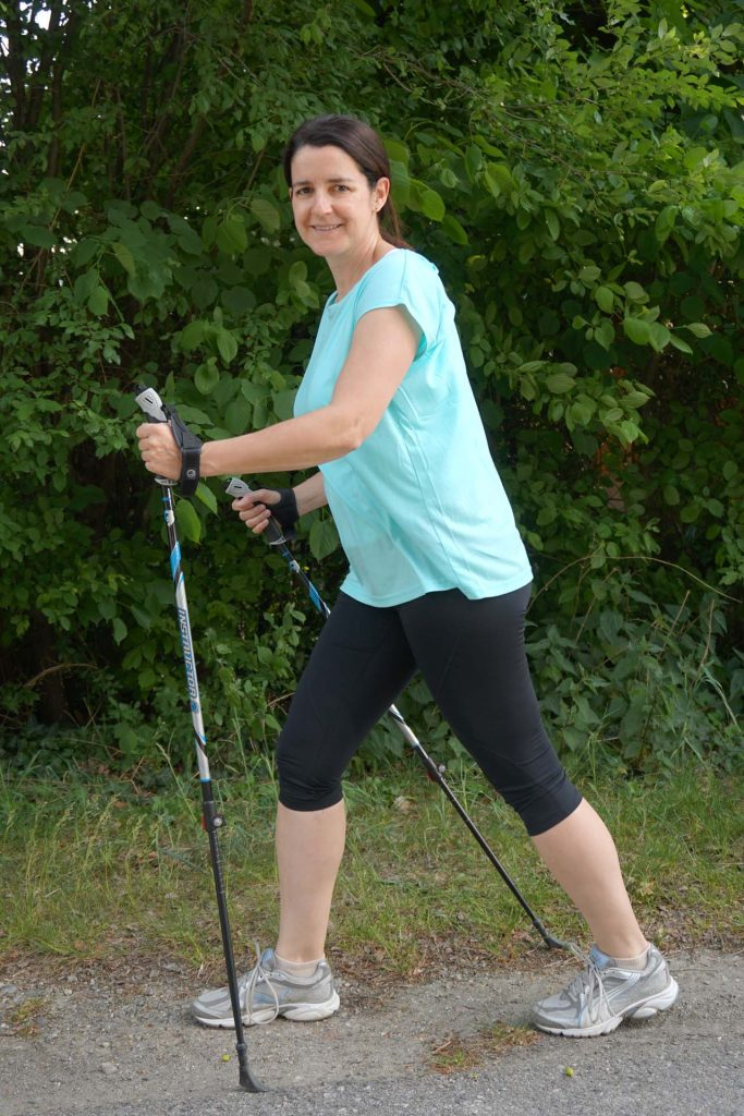 Nordic Walking - Feelgoodtraining